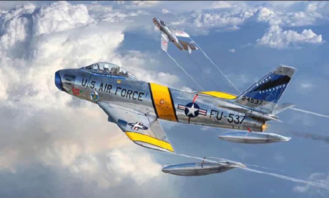 Jets-Italeri-F-86F Sabre