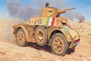 Italian Autoblinda
