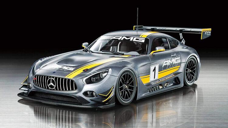 Cars-Tamiya-Mercedes-AMG GT3-24345-1